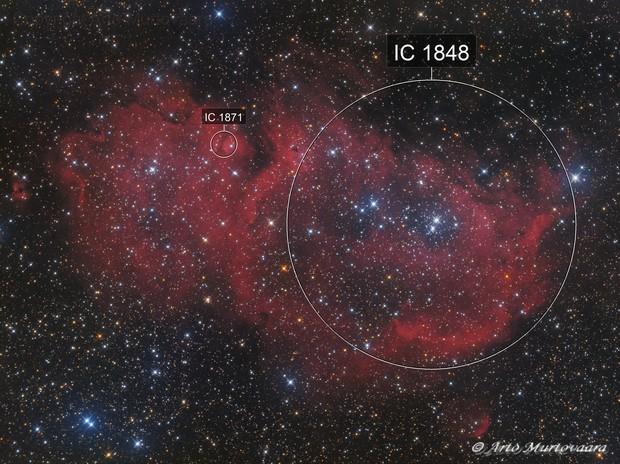IC 1848 RHaGB
