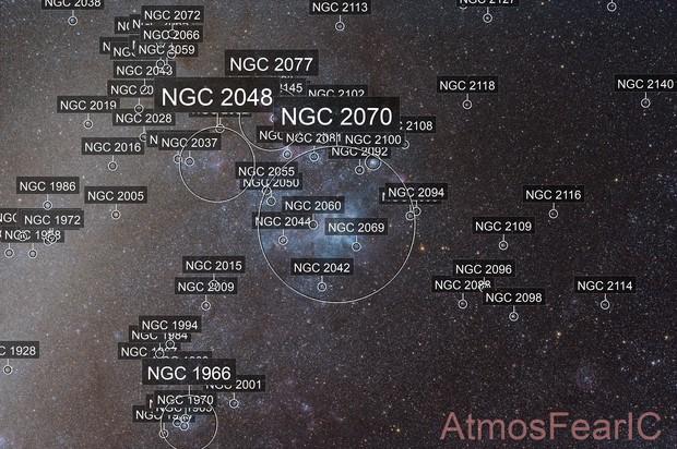 NGC 2070