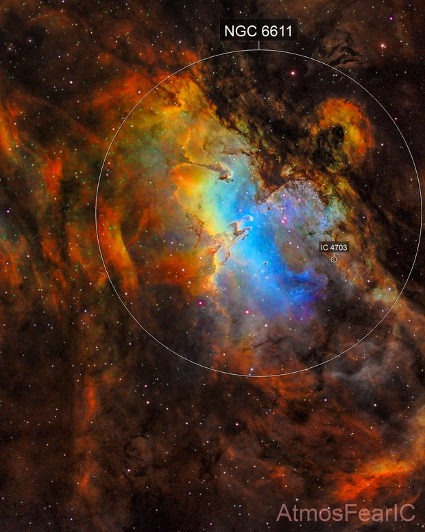 Messier 16 (Eagle Nebula)