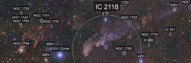 NGC1788 to NGC1909 Mosaic