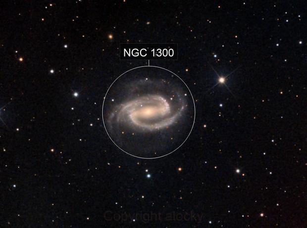 NGC1300 in Eridanus