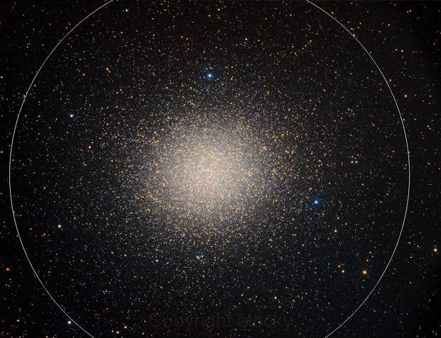 king of the globular clusters