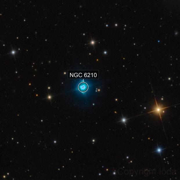 NGC6210