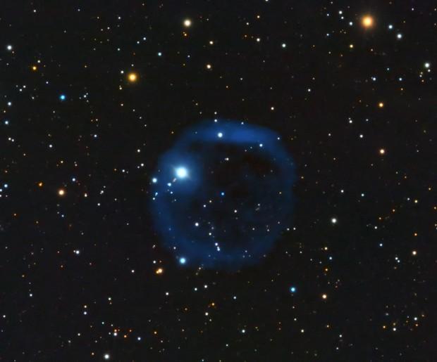 Jacoby-1 Planetary Nebula