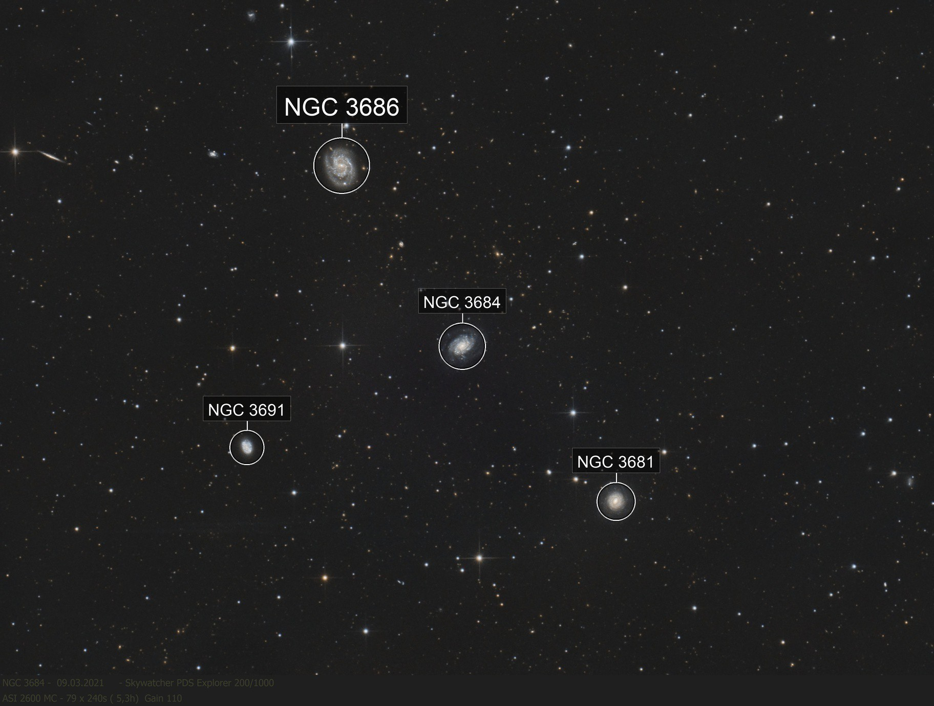NGC 3684