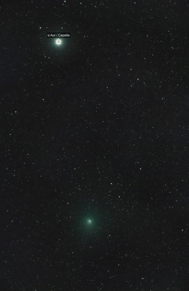 Comet 46/P Wirtanen