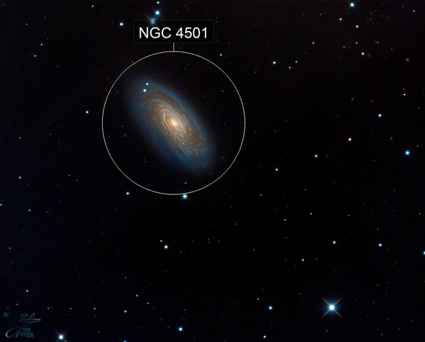 MESSIER 88 - M88