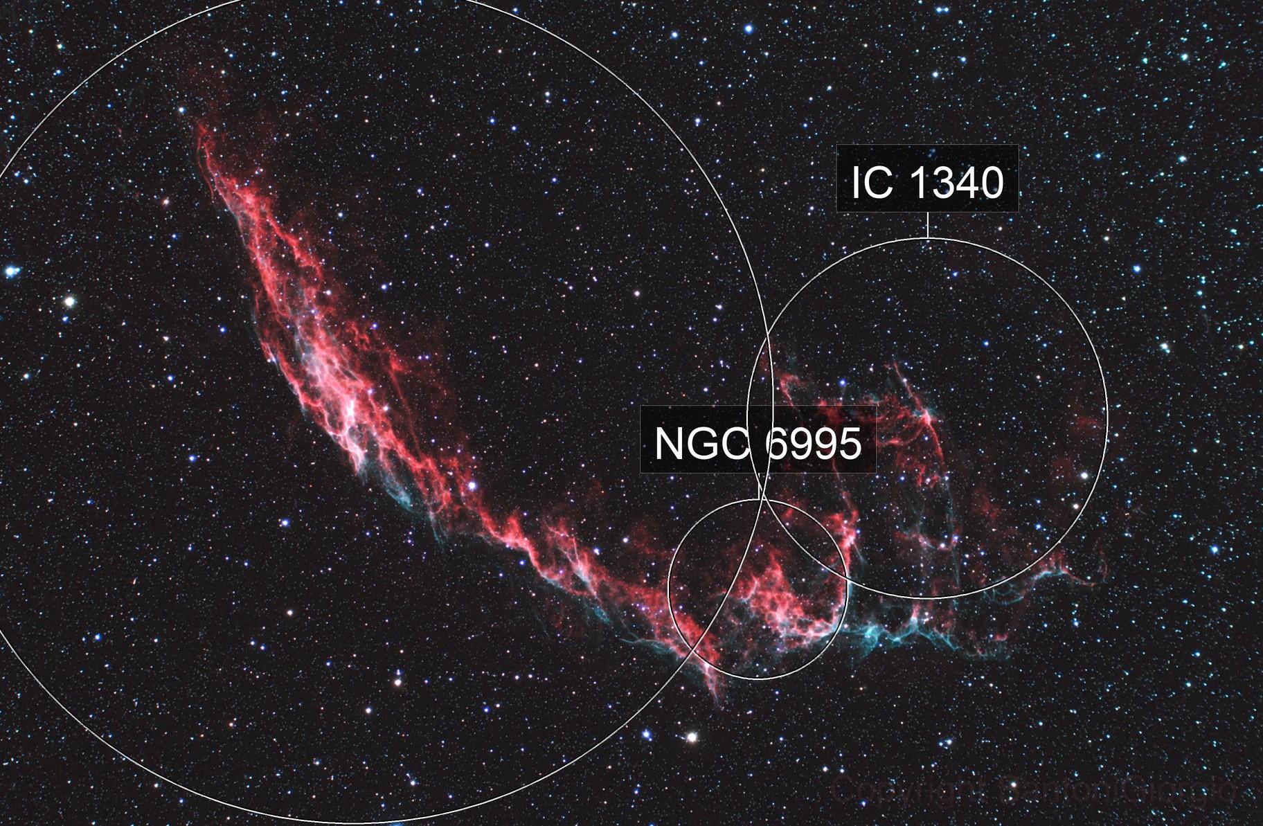 Nebulosa Velo dell Est