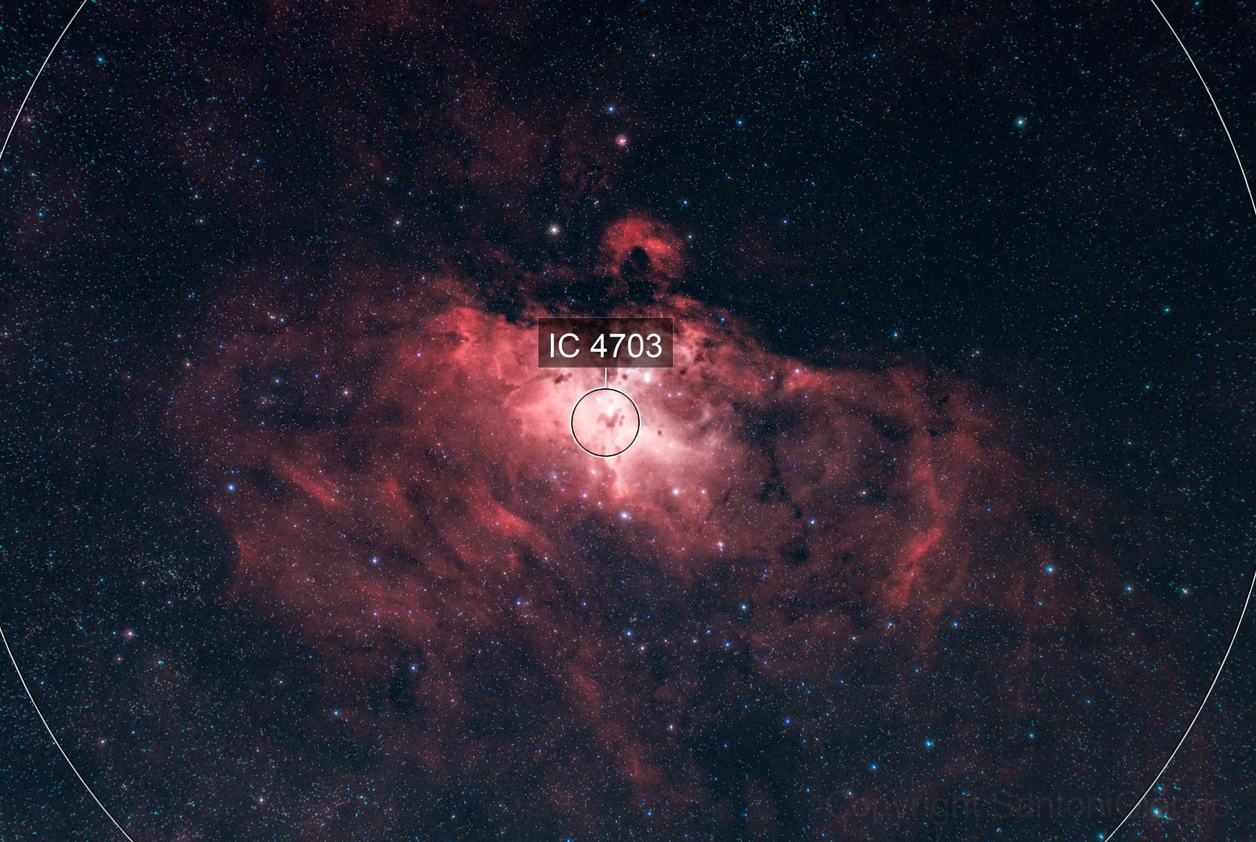 Nebulosa Aquila