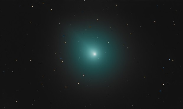 Comet 46P/Wirtanen Dec 11, 2018 03:21:03 UTC