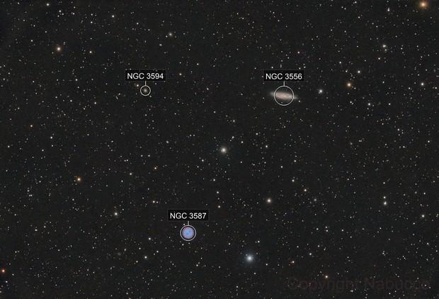M97, M108 Widefield
