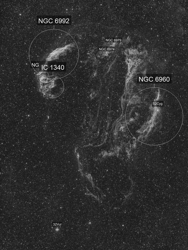 The Cygnus Loop in HA