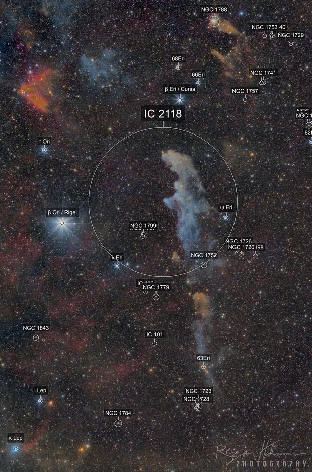Fantacy's Maze ( IC 2118 )