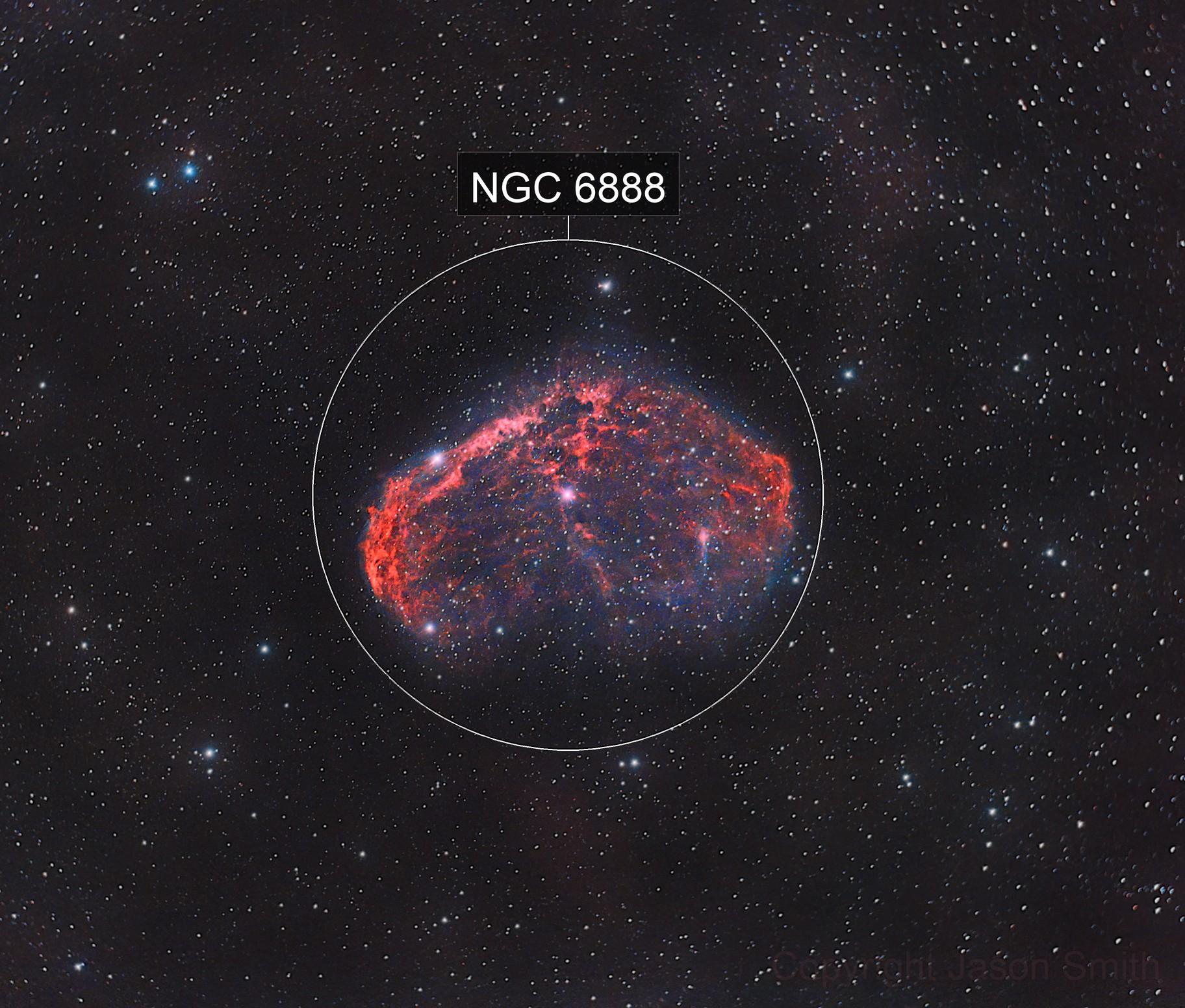 Brain Nebula