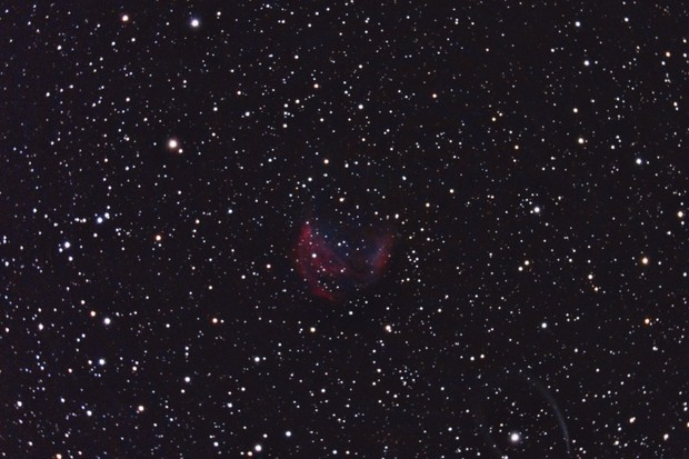 "Abell 21 nebulosa planetaria ""Medusa Nebula"""