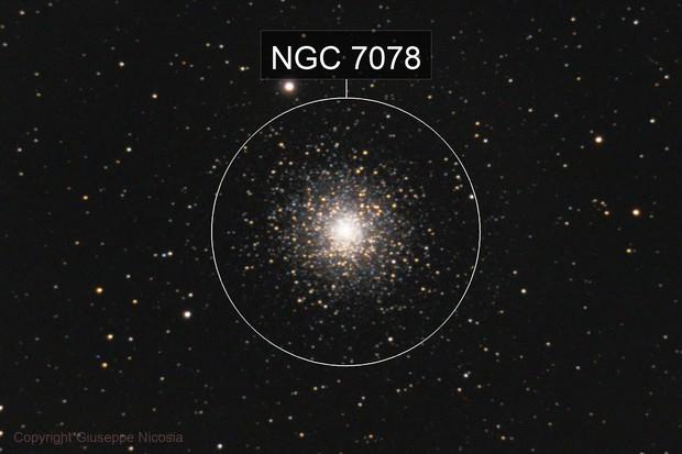 M15, ammasso globulare