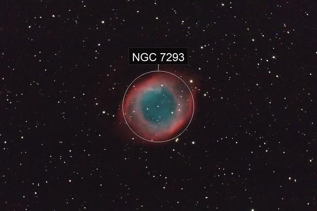 NGC 7293 Helix planetary nebula
