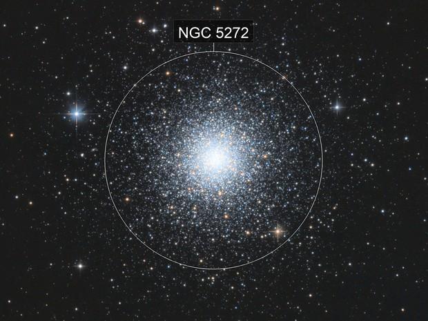 M3 - Globular Cluster in Canes Venatici