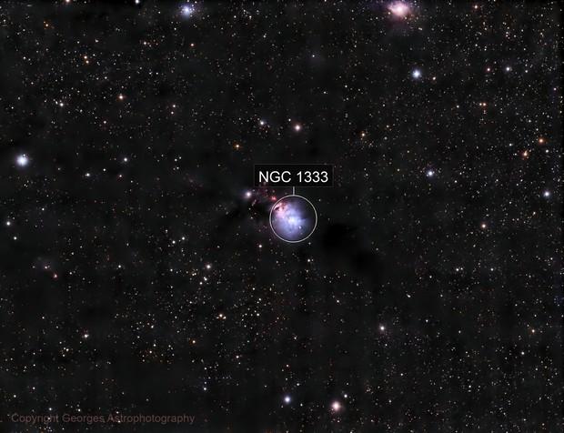 NGC1333 , VdB12 & VdB13