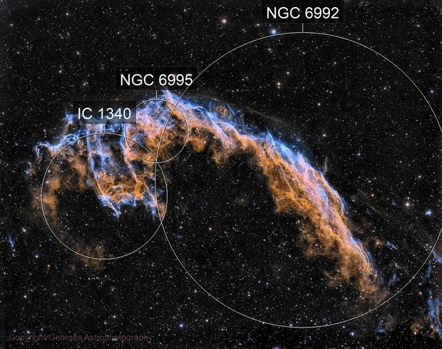 NGC6992 in SHO first version