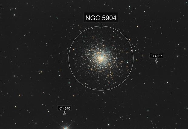 M - 5 - NGC - 5904
