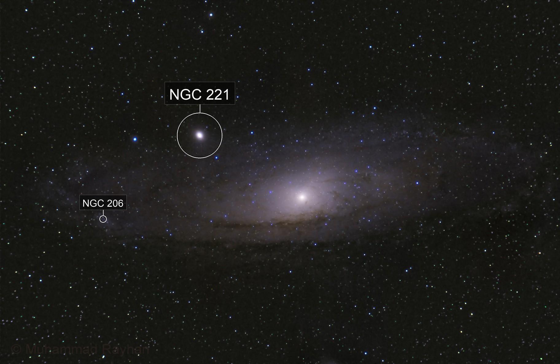 Andromeda Galaxy (Messier 31)