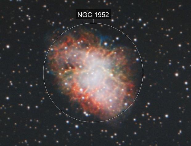 Crab Nebula reattempt