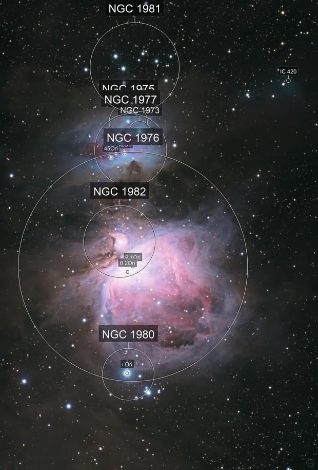 M 42 Orion