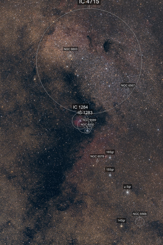 IC 1284 in Sagittarius