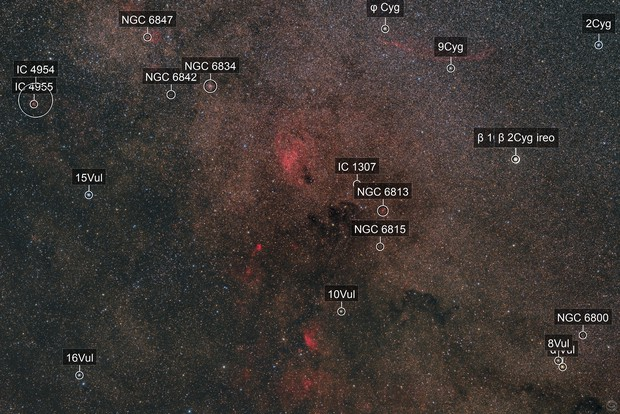 Another Vulpecula Widefield
