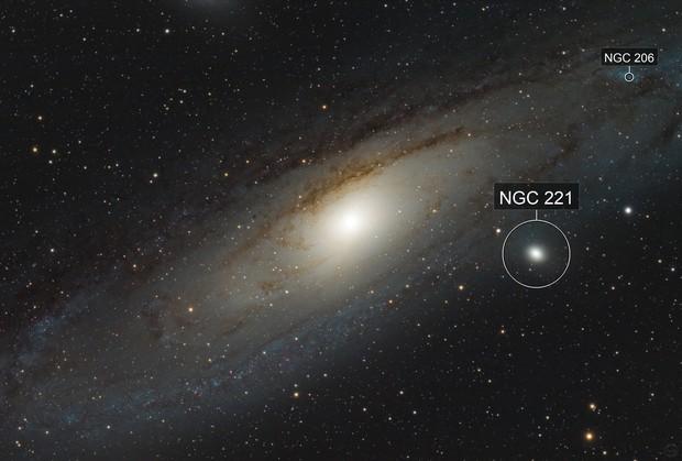 M 31 Andromeda