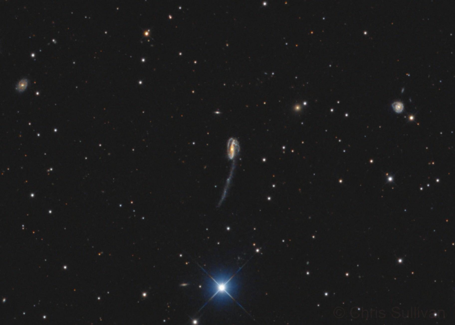 Tadpole Galaxy (Arp 188 / UGC 10214)