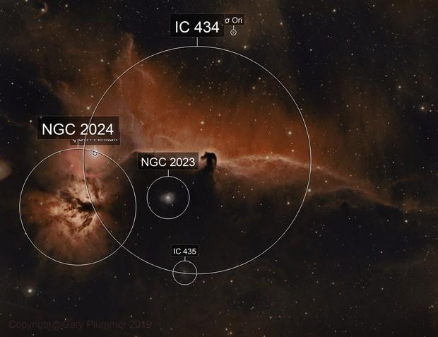 B33 Horsehead Dark Nebula