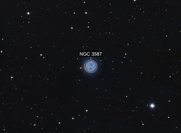 M97 The Owl Nebula
