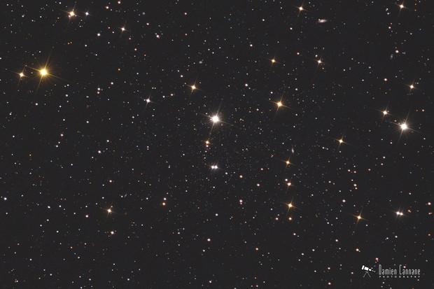 The Draco Dwarf Galaxy