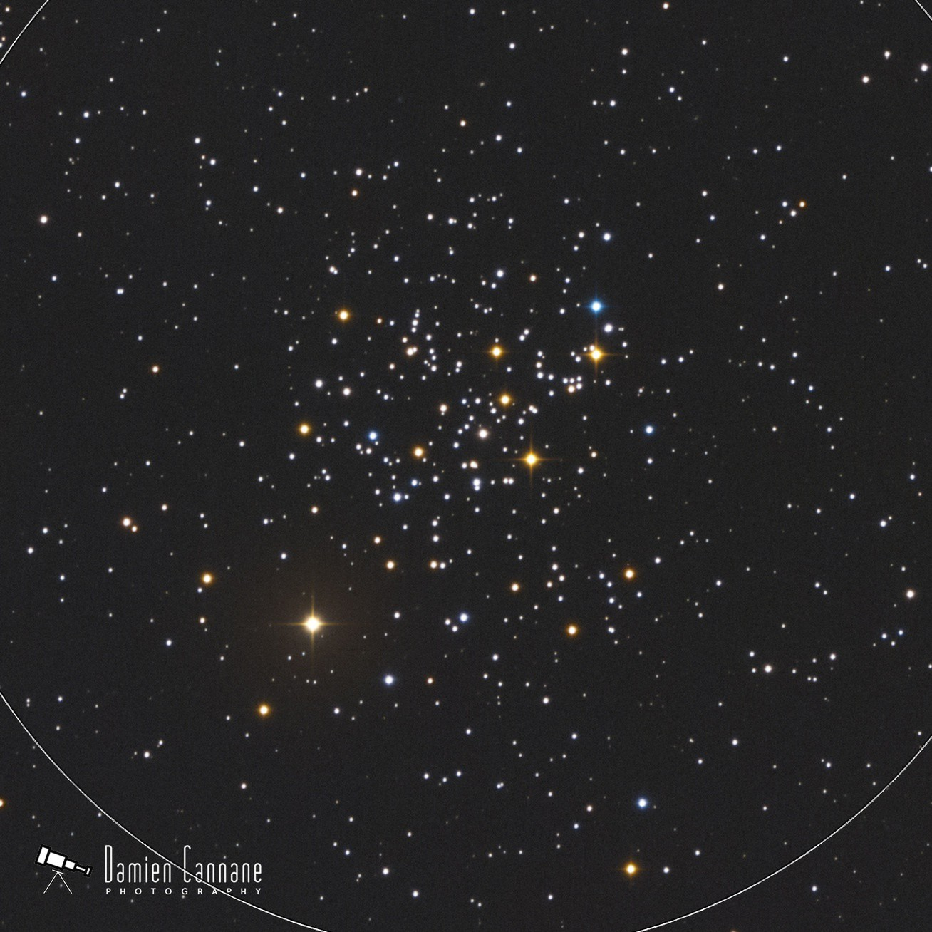 The Messier 67 Open Cluster in Cancer