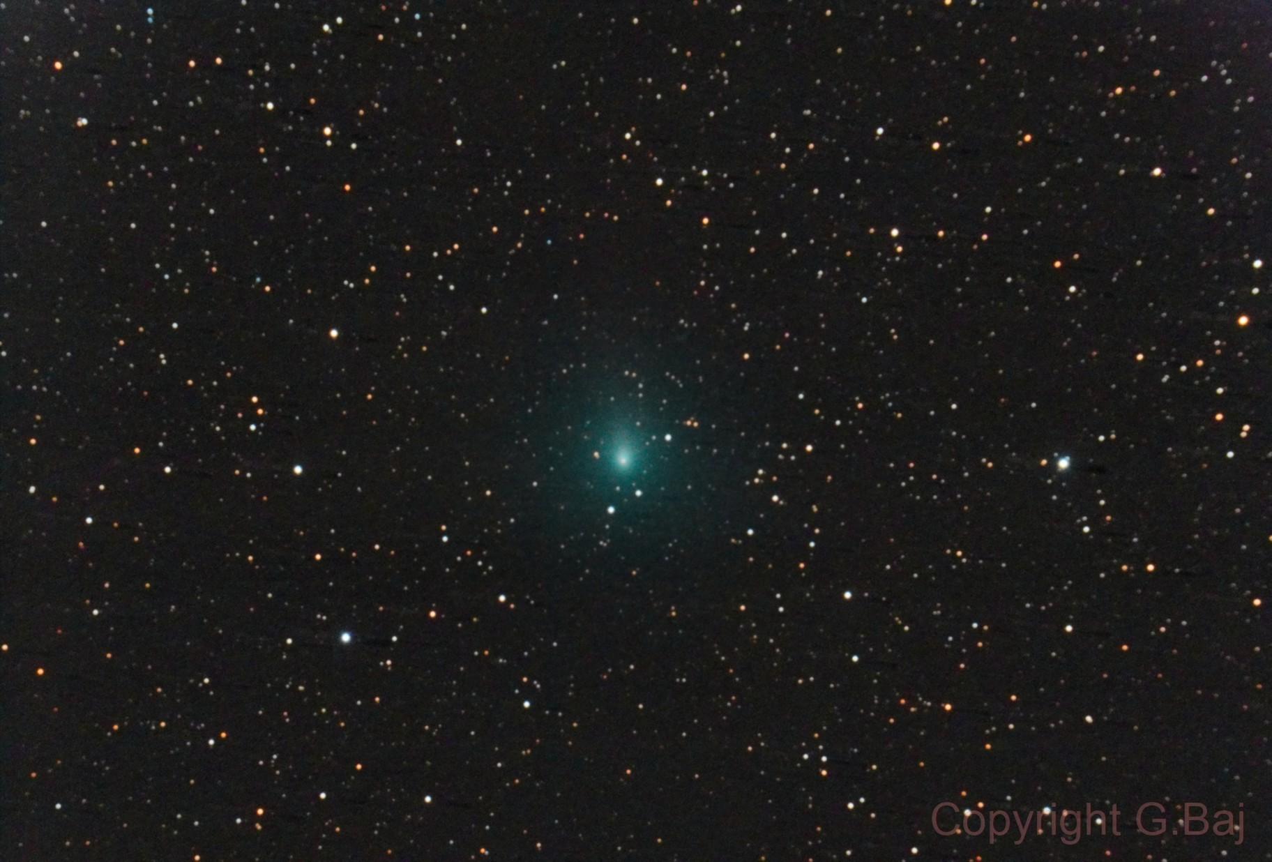 Cometa C/2020 M3