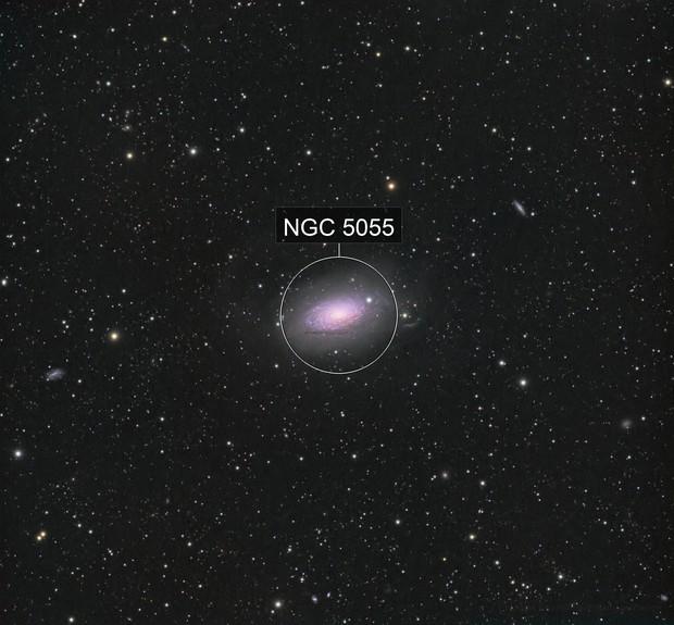 Messier 63 - Sunflower Galaxy - QHY600 - Esprit 150 - LRGBHa