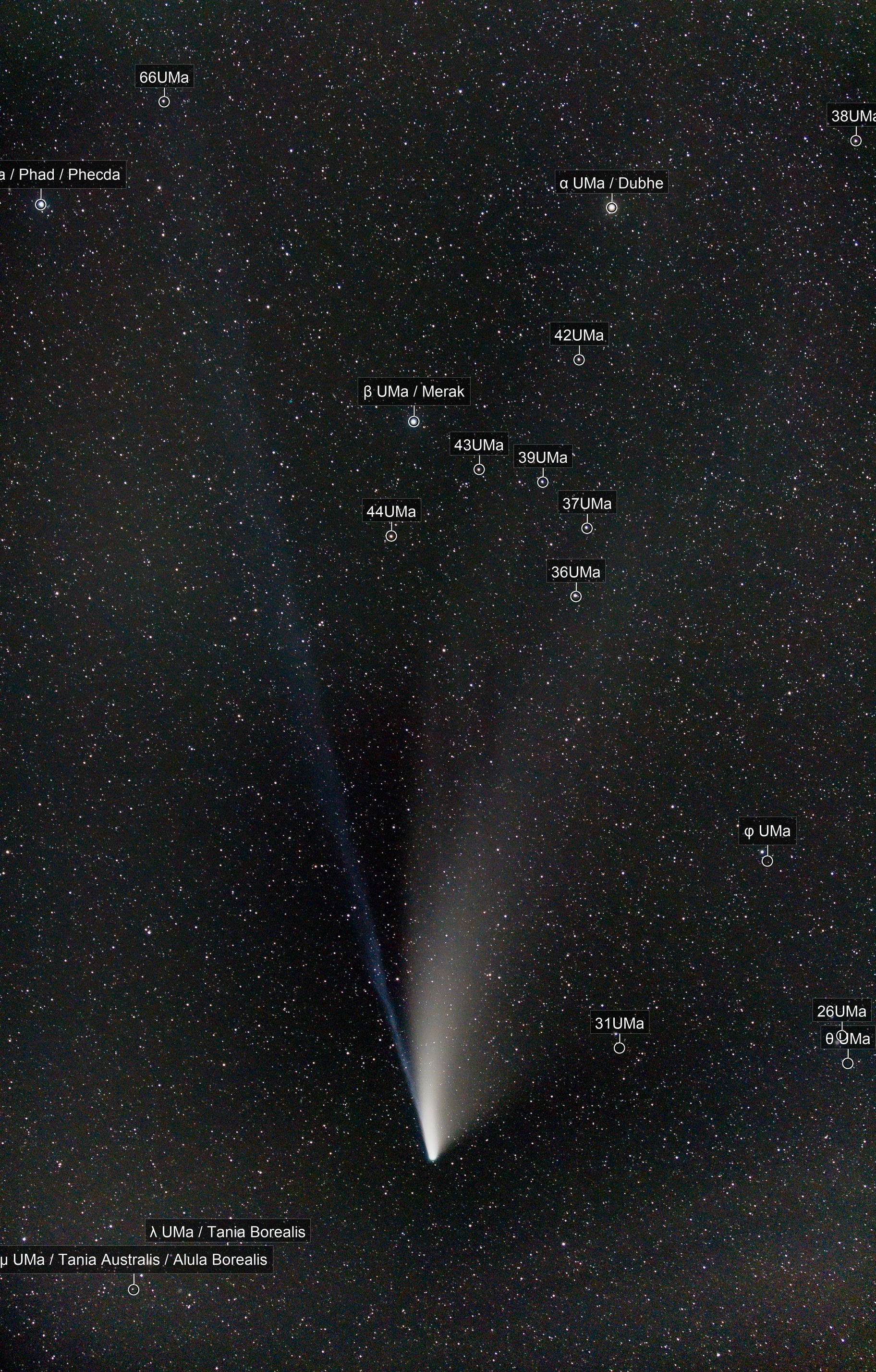 C/2020 F3 (NEOWISE)