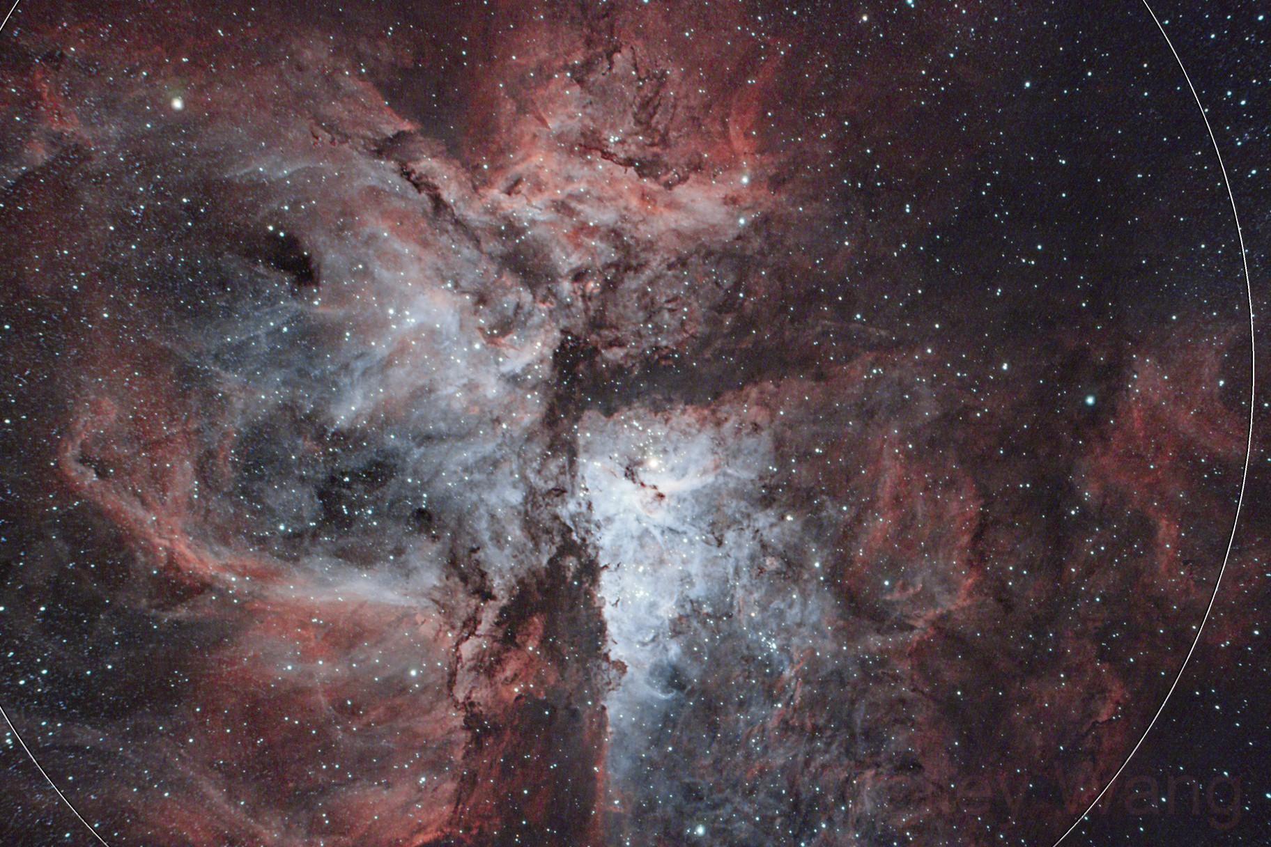 Keyhole NGC3372