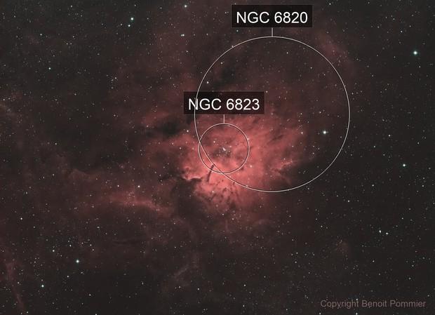 NGC6820 HOO