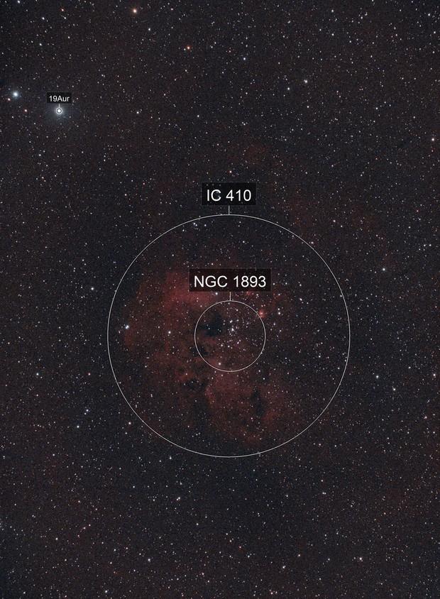 nebulosa IC 410