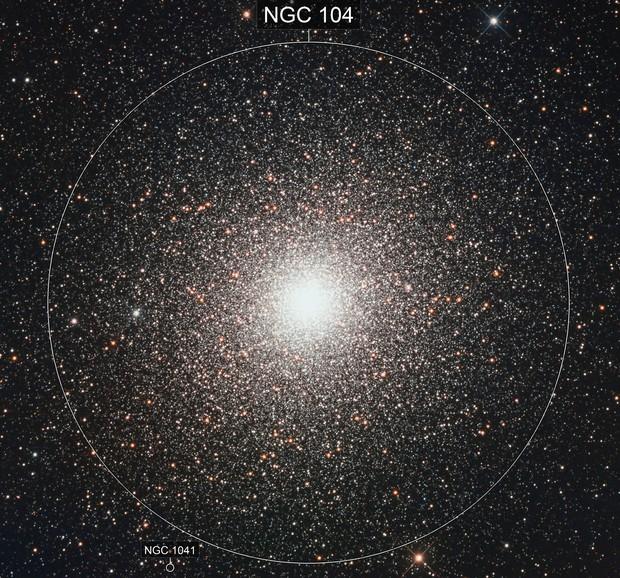 47 Tuc (NGC104) Globular Cluster