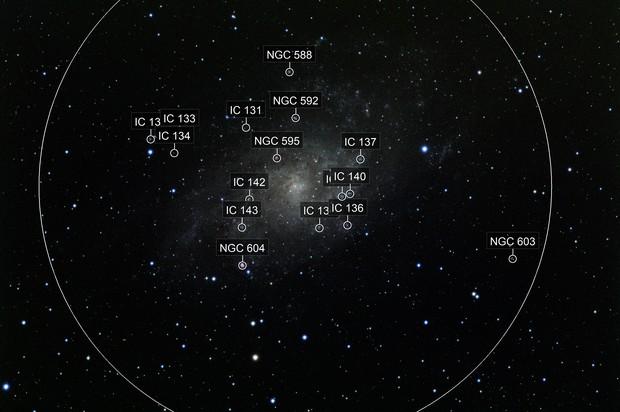 M33 Galaxy