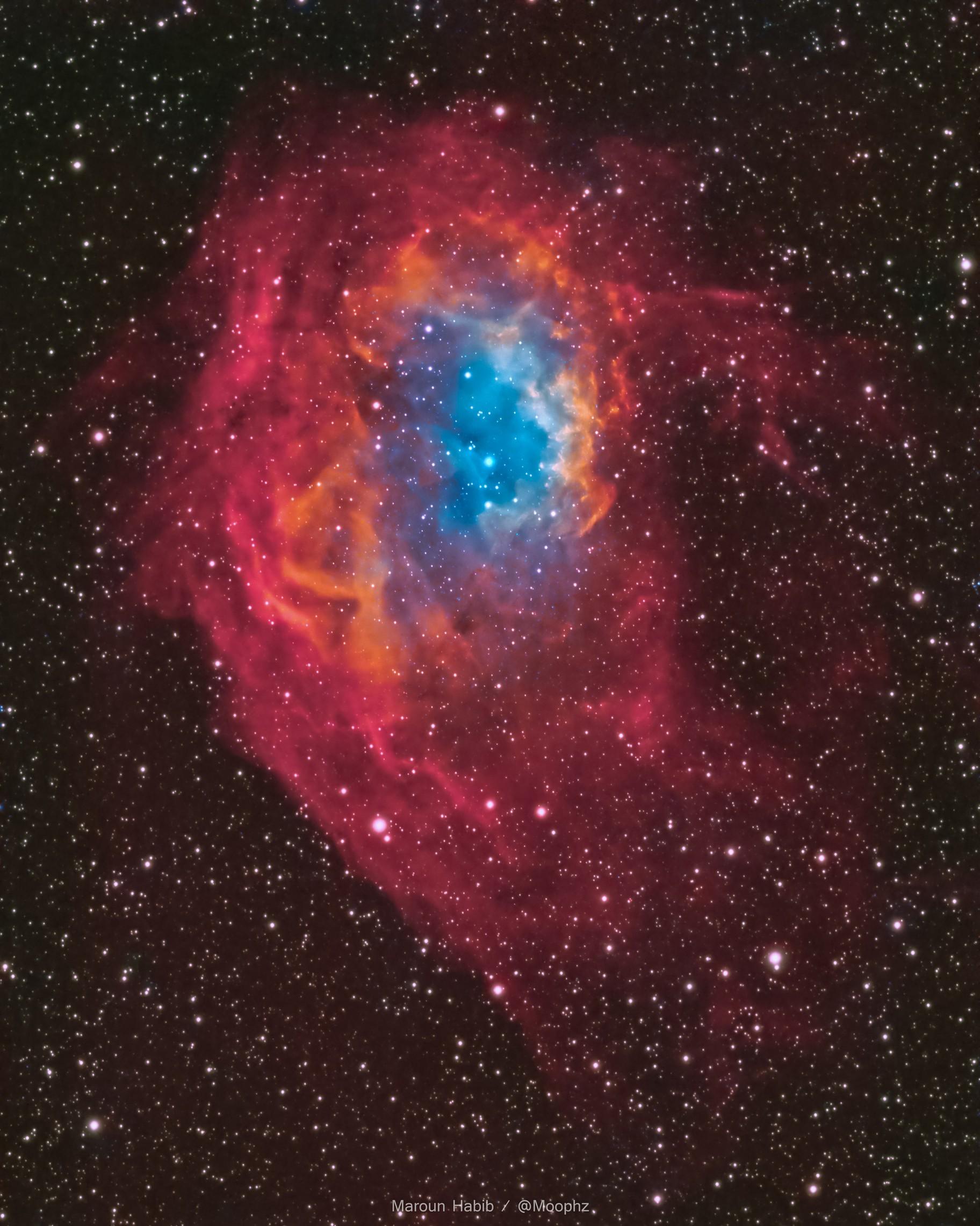 Lower's nebula / LBN 863 / Sh2-261