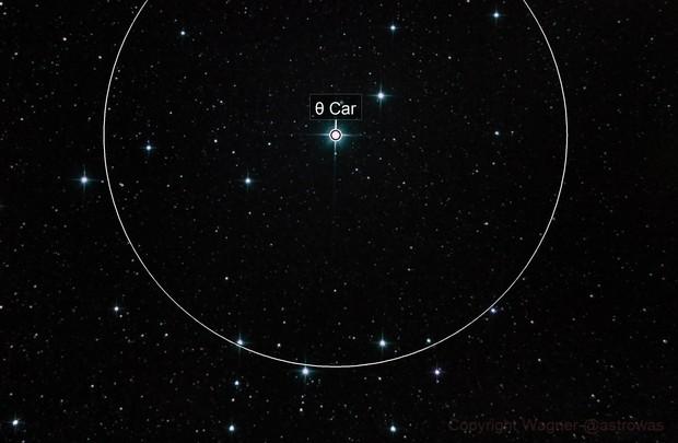 IC 2602 Plêiades Southern 17-05-2020