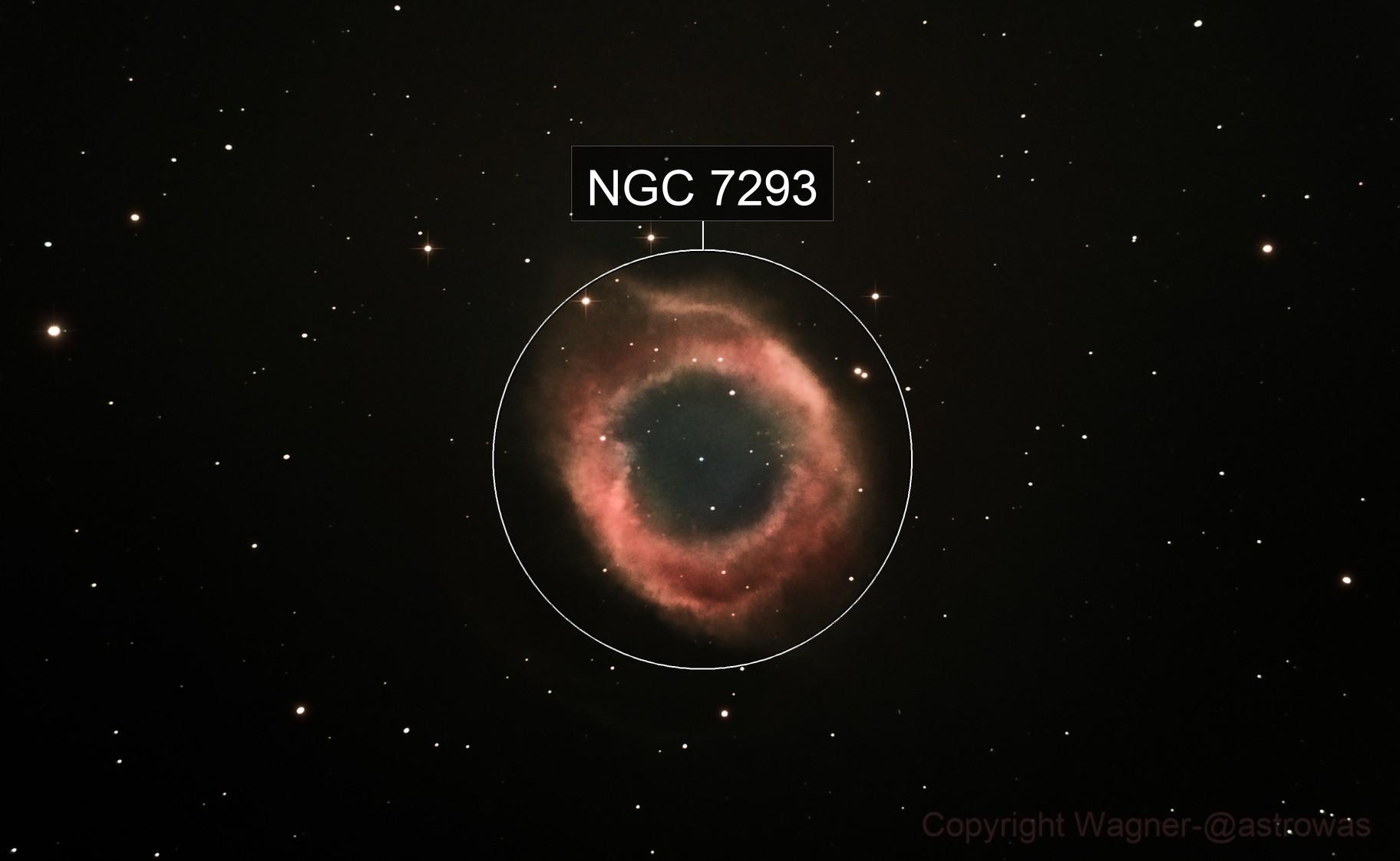 NGC 7293 Nebulosa Helix   29-09-2020
