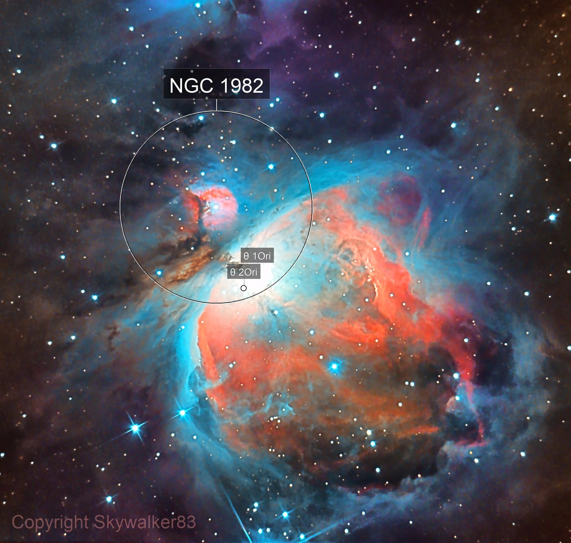 M 42 - First Orion Nebula of the season