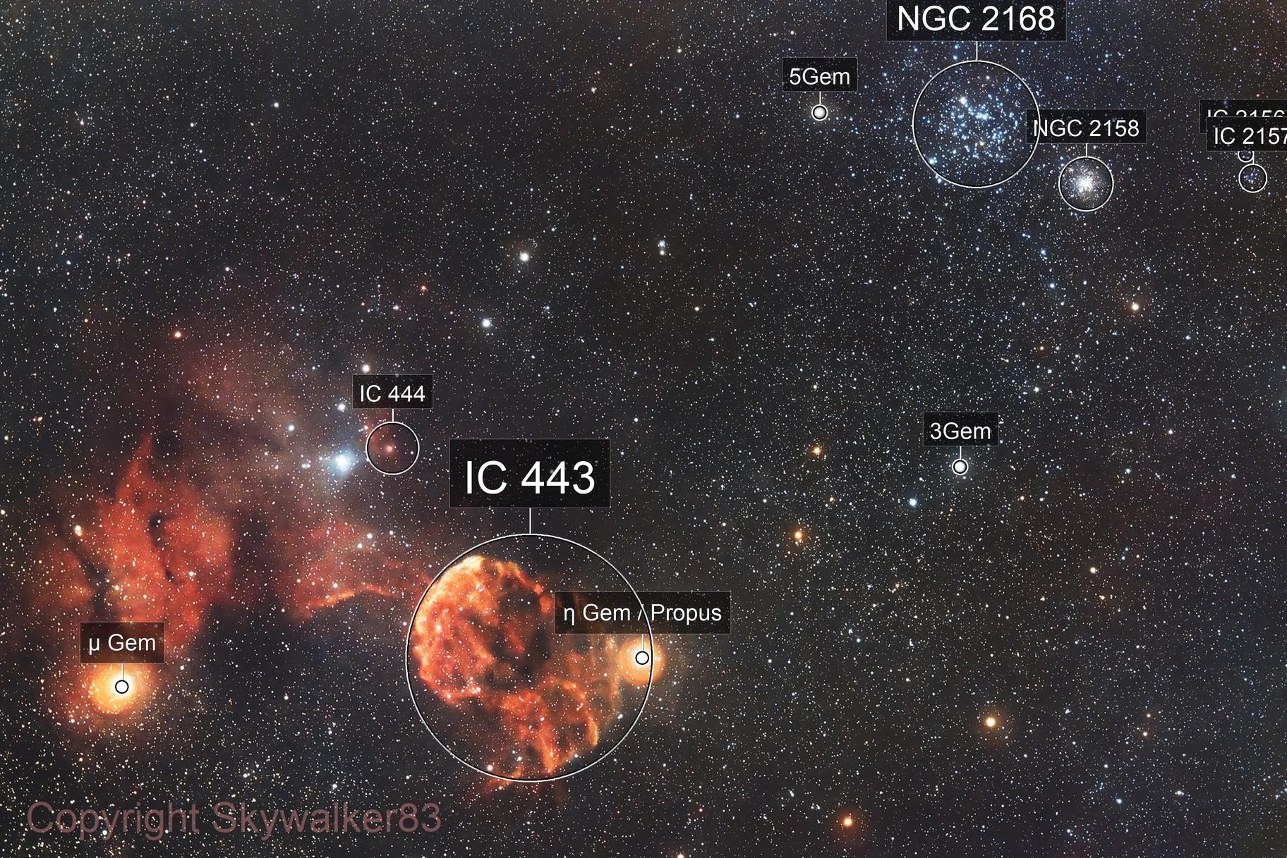 IC 443 & Co