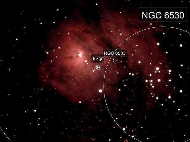 NGC 6530